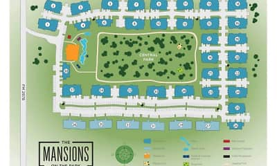 Mansions on the Park, 2