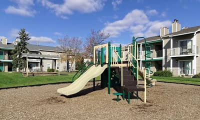 Playground, The Meadows At Elk Creek, 1