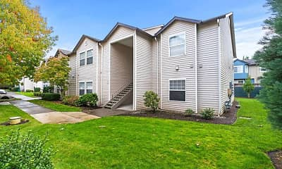 Building, Cascade View Apartments, 2