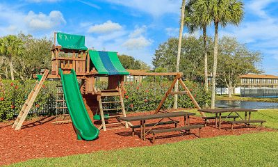 Playground, Veridian Townhomes, 2