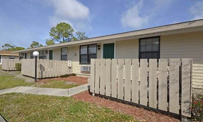 Building, Palm Harbor Villas Apartments, 1