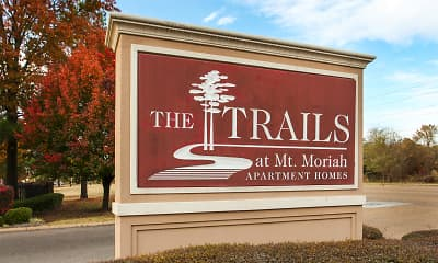 Community Signage, The Trails At Mt. Moriah, 2