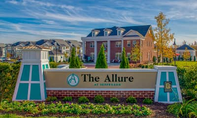 Community Signage, The Allure at Jefferson, 0