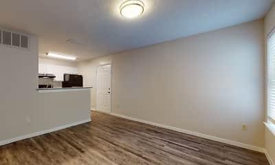 Living Room, Hickory Grove, 2
