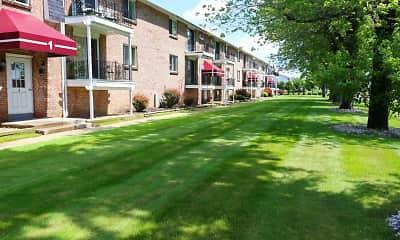 Building, Losson Garden Apartments, 0