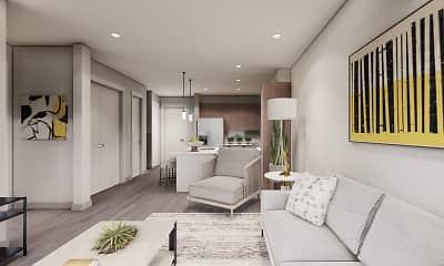 Living Room, Alexan Scottsdale, 0