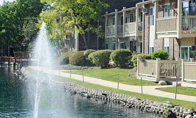 Lake, Natural Falls Resort Apartments, 1