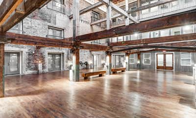 Leasing Office, Fulton Supply Lofts, 0