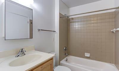 Bathroom, 3Tree Flats, 2
