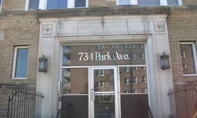 730- 734 Park Avenue Apartments, 0
