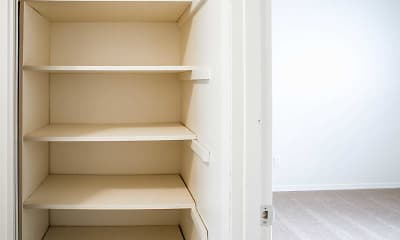 Storage Room, Park Ballinger Apartments, 2
