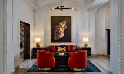 Living Room, Camden Roosevelt, 1