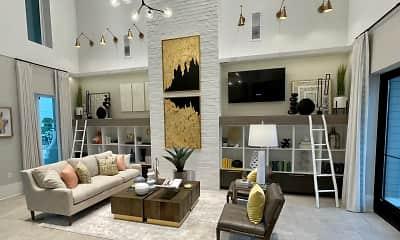 Living Room, Sugar Mill Villas Apartments, 0