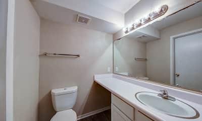 Bathroom, Rosewood Gardens, 2