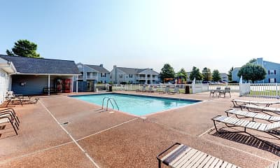 Pool, Legacy at River Pointe, 1