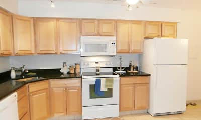Kitchen, Summit Terrace, 0