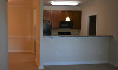 Kitchen, The Palisades at Wake Forest, 1