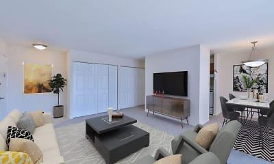 Living Room, Morningside, 0