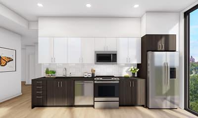 Eleanor Apartments, 1