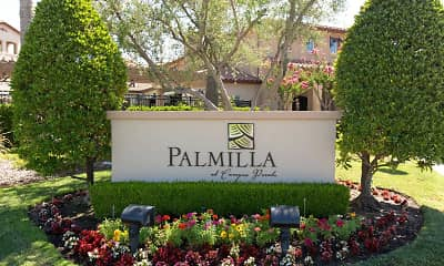 Community Signage, Palmilla Luxury Apartment Homes, 2