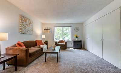 Living Room, The Excelsior Apartments, 1