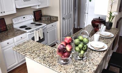 Kitchen, Arbor Village, 0