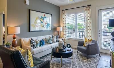Living Room, The Duke of Charleston, 1