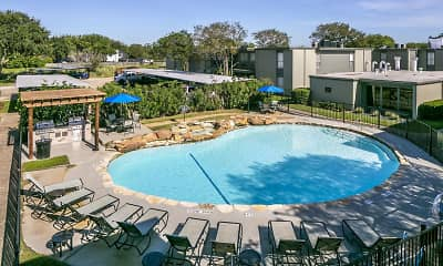 Pool, Creekside Villas at Clear Lake, 1