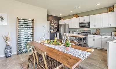 Kitchen, Aspen Vista at Anchor Pointe, 0