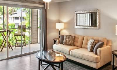 Living Room, Kings Mill, 1
