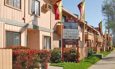 Building, Balboa Pointe Apartments, 2
