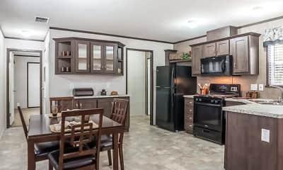 Kitchen, Grand Oaks, 2