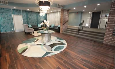 Dining Room, Waldorf Park Apartments, 0