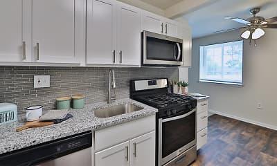 Kitchen, Glenbrook Manor, 1