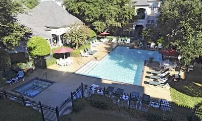 Pool, LaCrosse Apartments & Carriage Homes, 1