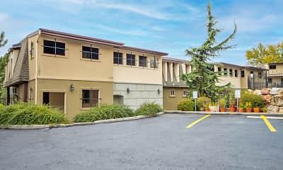 Building, Lancaster Apartments, 2