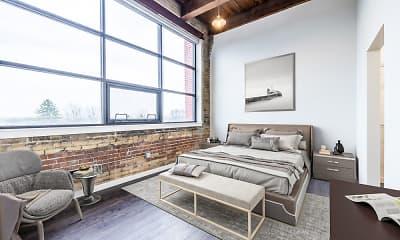 Bedroom, Factory 243, 2