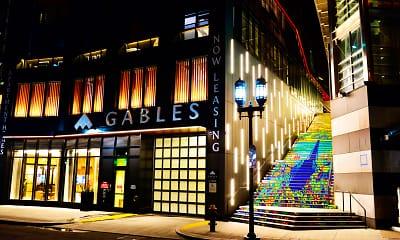 Building, Gables Seaport, 0