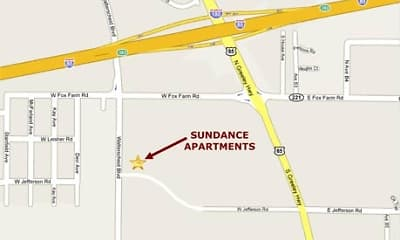 Sundance Apartments, 1