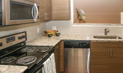 Kitchen, 7900 at Park Central, 1