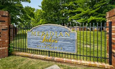 Community Signage, Meridian Lakes, 2