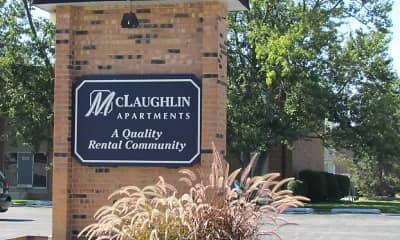 Community Signage, McLaughlin Apartments, 2
