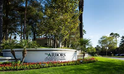 Community Signage, The Arbors at California Oaks, 2