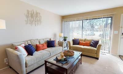 Living Room, Fairlane East, 1