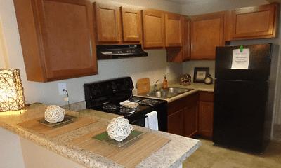 Kitchen, Monroe Terrace, 2