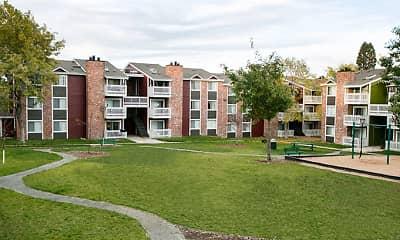Building, Cambrian Apartments, 0