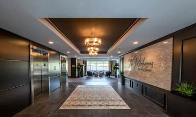 Foyer, Entryway, The Residences @ The Street, 1