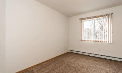Bedroom, Columbia West Apartments, 2