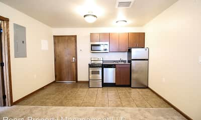 Kitchen, Villard Commons, 1