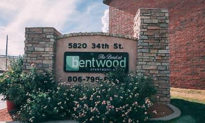 Community Signage, Bentwood, 1